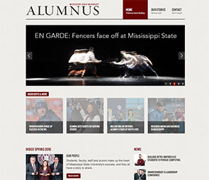Alumnus Magazine Online