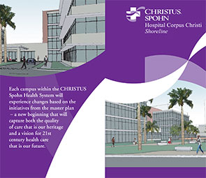 CHRISTUS Spohn Hospital Shoreline Campus Expansion Brochure